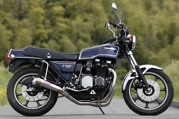 ツキギ オリジンシリーズ Z750FX1 Z1000Mk2