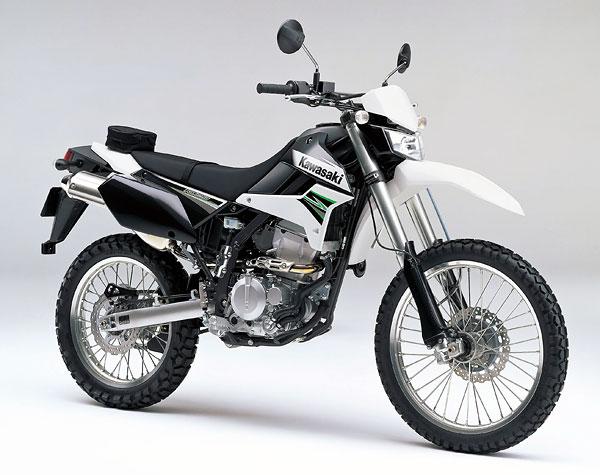2011年モデル KLX250 ブライトホワイト