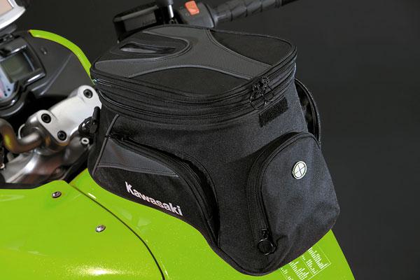 2011年モデル Ninja400R タンクバッグ