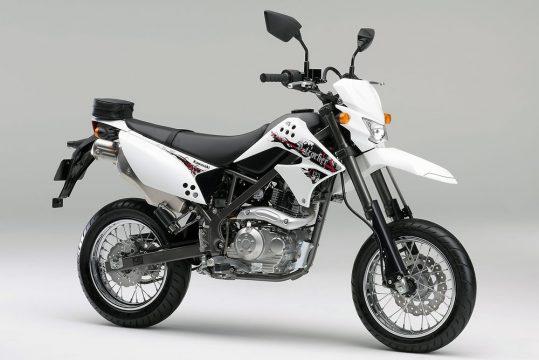 2011年モデル D-TRACKER125 ブライトホワイト