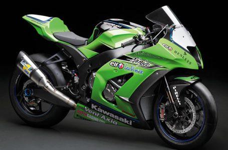 2011 WSB Ninja Racer