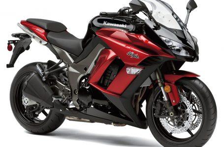 2011年モデル Ninja 1000