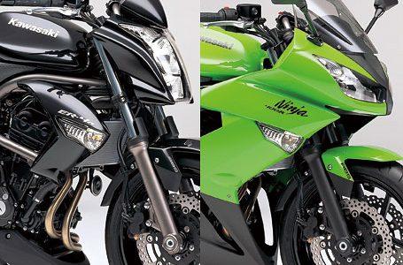 Ninja400R ABS & ER-4n ABS