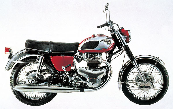 1966 650W1