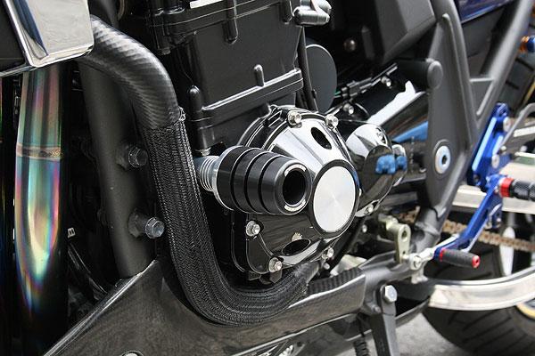 ストライカーシステム ガードスライダー ZRX1200DAEG用