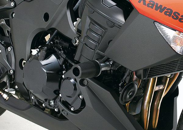 デイトナ 10年式Z1000用 エンジンプロテクター