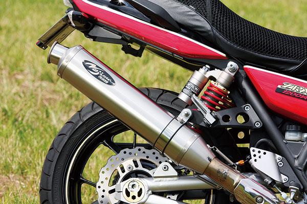 K'sSTYLE for ZRX1200DAEG by MSL ZEPHYR