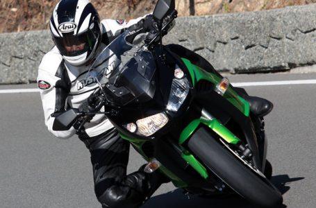 2011年モデル Ninja1000 インプレション