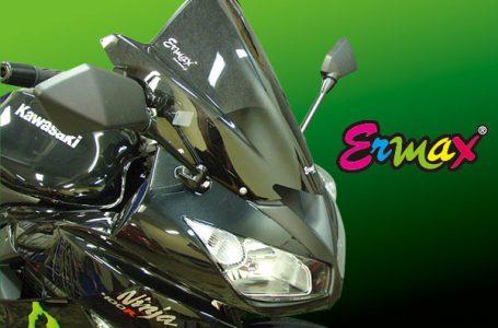 Ermax Ninja400R用 スクリーン