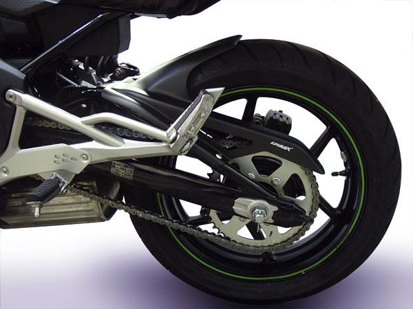 Ermax Ninja400R用 リヤフェンダー
