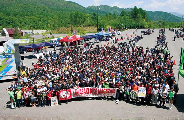 2011年4月24日 カワサキコーヒーブレイクミーティング in 淡路