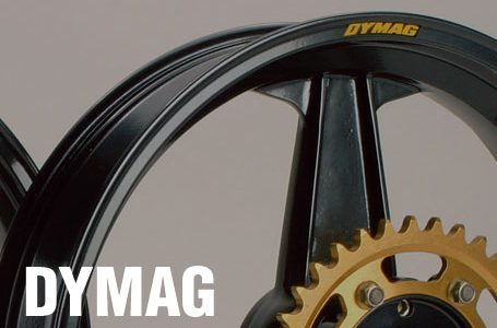 DYMAG Classic H section Magnesium Wheel