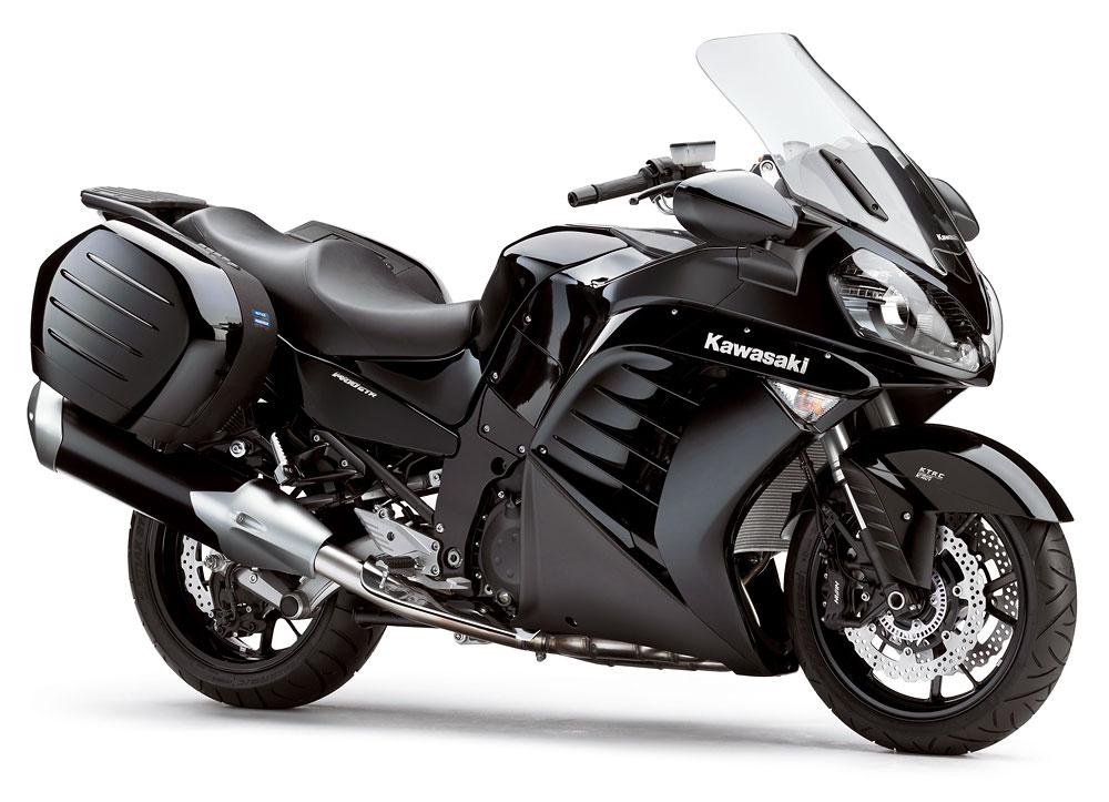 2012年モデル 1400GTR