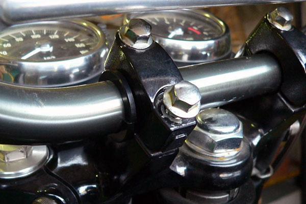 W650ハンドルバーコンバートKIT