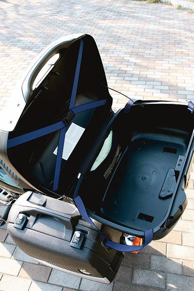 W800/650 ヘプコ&ベッカー製トップケース
