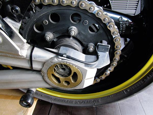 バイク シフト インジケーター