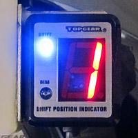プロテック シフトポジションインジケーター SPI-110