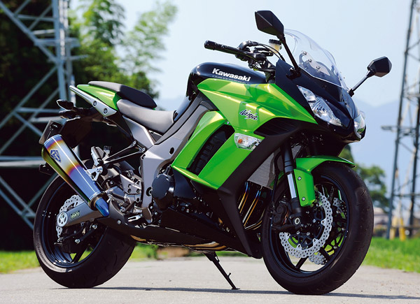 WYVERN Real Spec for Ninja1000 by r's gear