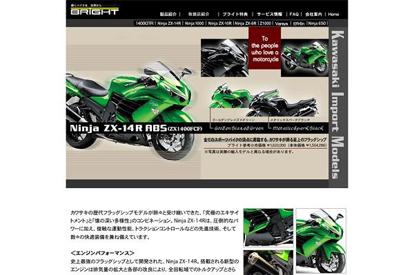 Ninja ZX-14R/ABS