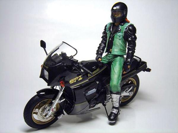 キリン チョースケ+GPZ900R改