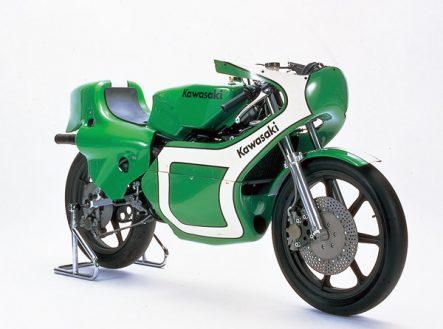 1979 KR250 レーサー