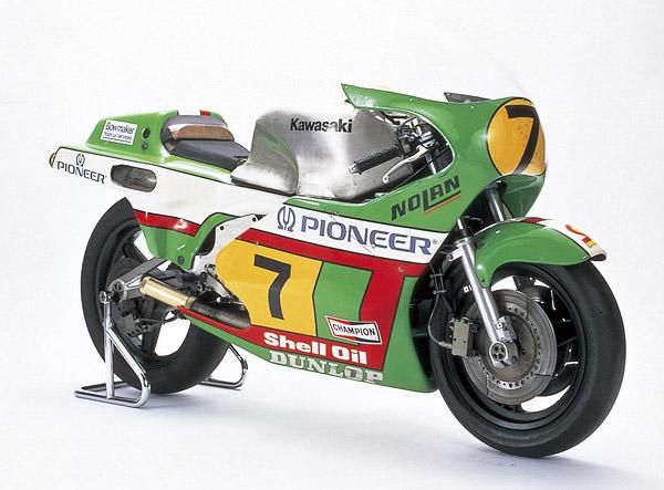 1982 KR500 レーサー