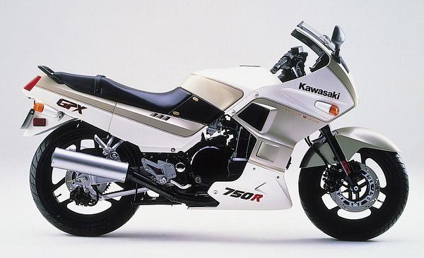 1986 GPX750R