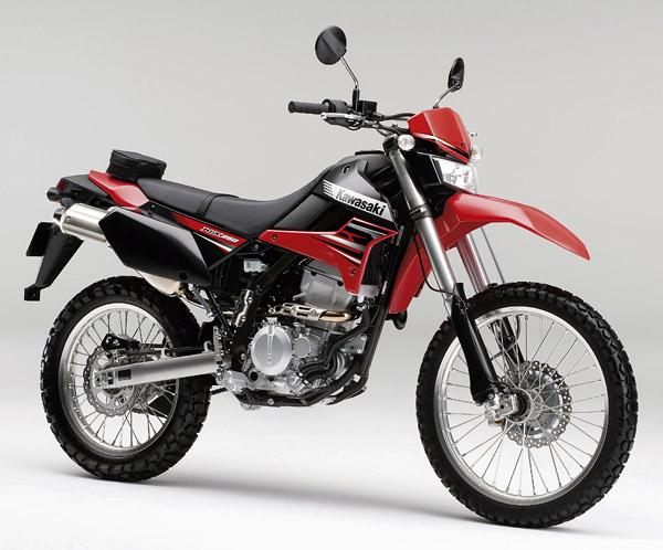 2012 KLX250