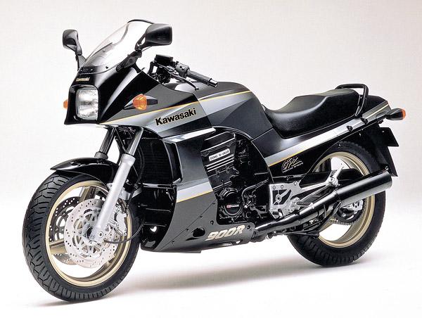1990 GPZ900R A7