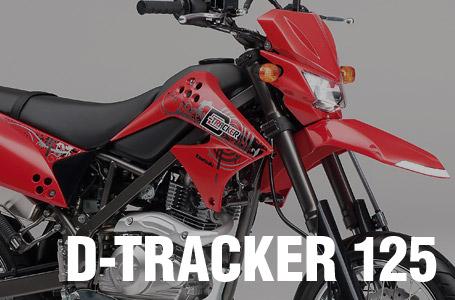 2012年モデル D-TRACKER 125