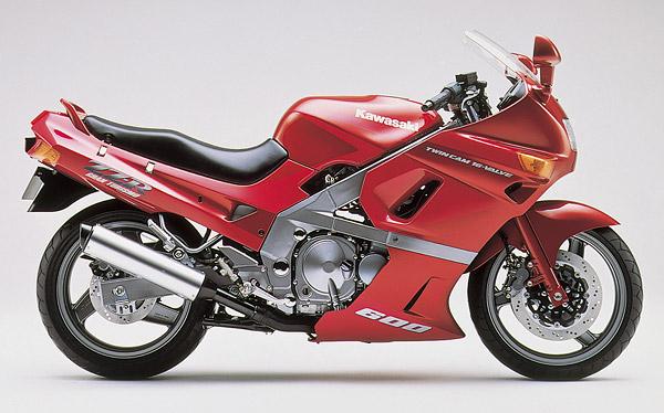 ZZR600