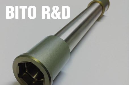 ビトーR&D製・軽量フロントアクスルシャフトのラインナップにZRXシリーズが追加