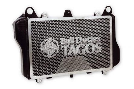 GPZ900R用 TAGOSラジエターガード