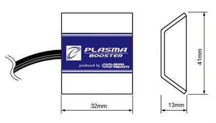 プラズマブースター タイプE 寸法