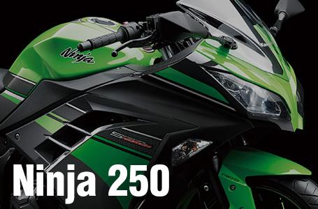 2013年モデル Ninja250