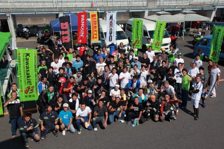 2013 Kawasaki NET 彩 サーキット走行会 in TSUKUBA
