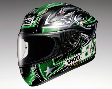 SHOEI X-TWELVE YANAGAWA 2