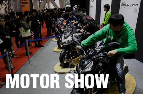 [2014]福岡&札幌モーターショーでのカワサキの出展概要が決定