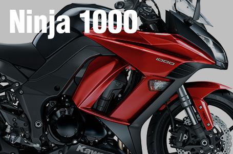 [Ninja 1000/ABS・Z1000SX/ABS]人気のスポーツツアラーの2015年モデルが発表