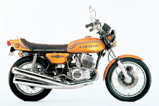 1971 750SS MACHIII