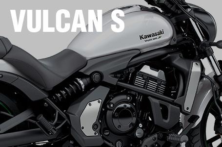 [VULCAN S/ABS]バルカンシリーズに650cc・パラツインエンジンを採用したニューモデルが登場