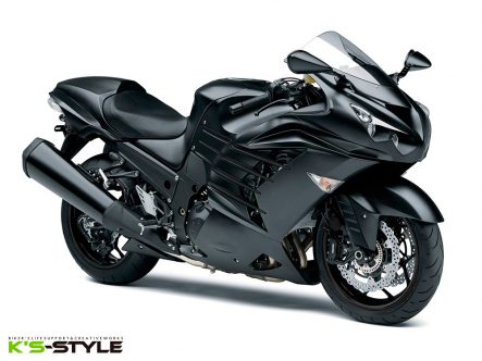 stealth Ninja ZX-14R by K's-STYLE