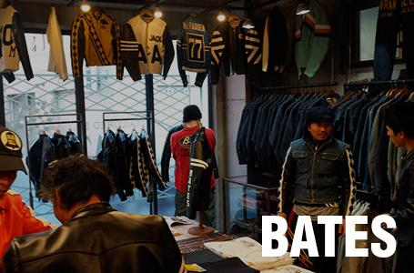 [2015]ビンテージ・ベイツ復刻プロジェクト始動&BATES×Wranglerショップ期間限定販売会開催