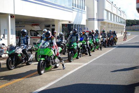 2015 Kawasaki NET 彩 筑波サーキット 走行会