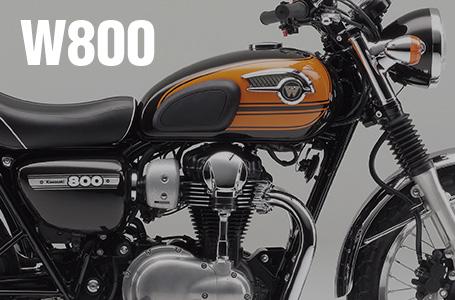 2016年モデル W800 Finale Edition