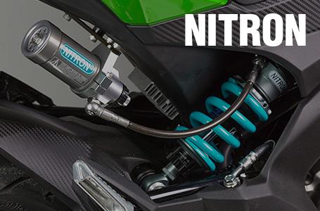ナイトロンジャパンより、Z125PRO用とVERSYS1000用リヤショックがリリース