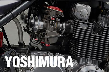ヨシムラ ゼファー(400)用ヨシムラMIKUNI TMR-MJN32キャブレター