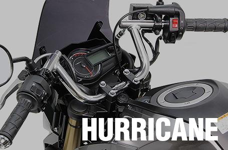 ハリケーン Z125PRO用パーツ