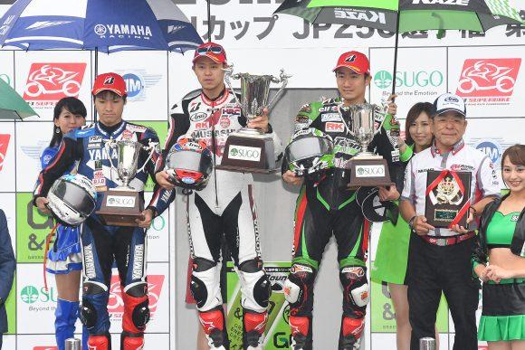 全日本ロードレース選手権 第3戦 SUGOスーパーバイク120マイル耐久レース