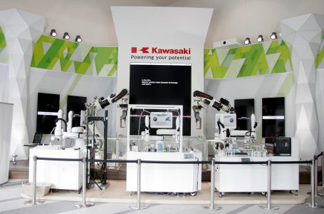 Kawasaki Robostage(カワサキ ロボステージ)